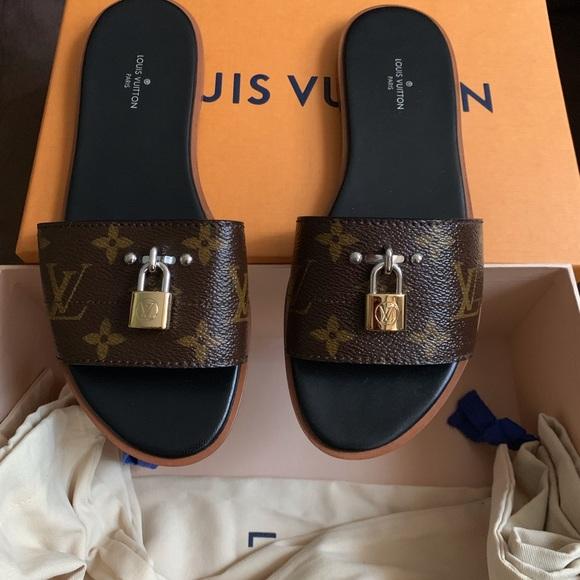 lv sandals